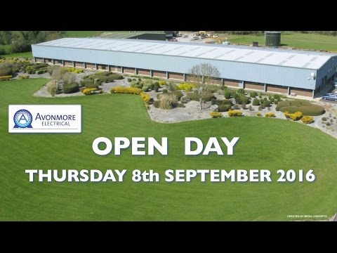 Avonmore Electrical Open Day 8th Sept 2016