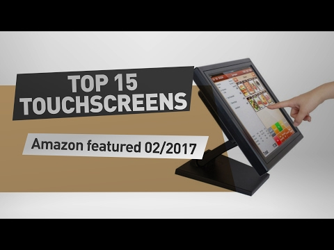 Top 15 Touchscreens Amazon Featured 02/2017
