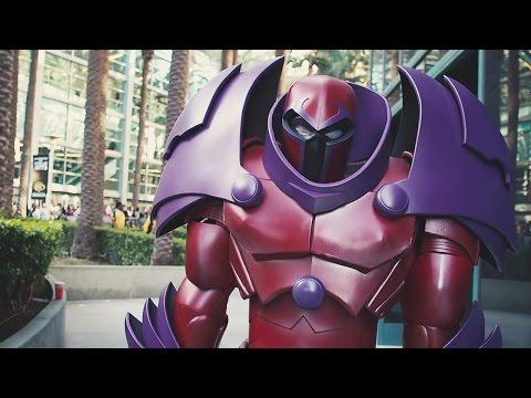 WonderCon 2017 Cosplay Music Video