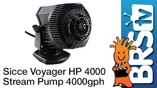 Sicce Voyager HP 4000 Flow Dynamics