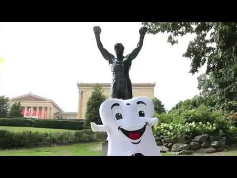 Loose Tooth Makes Philly Smile!