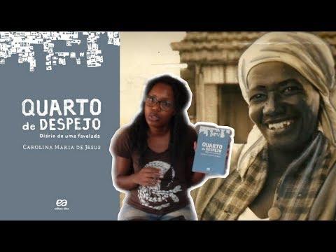 Falando Sobre Livros #17 - Quarto de Despejo - Carolina Maria de Jesus
