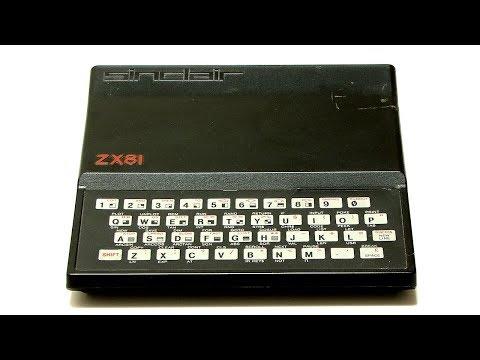 ZX81 Classic PC