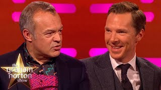 Video Graham Norton LOVES Benedict Cumberbatch MP3, 3GP, MP4, WEBM, AVI, FLV Juli 2019