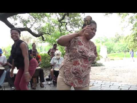 Congo Square Drum Circle