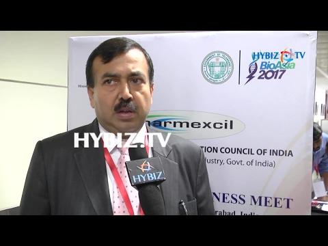 Sudhanshu Pandey, IAS-Pharmexcil Business Meet