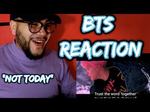 BTS (방탄소년단) 'Not Today' Official MV  **AMAZING**   REACTION & THOUGHTS | JAYVISIONS (видео)