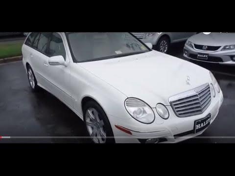 2008 Mercedes-Benz E350 4Matic Wagon Walkaround, Start up, Tour and Overview