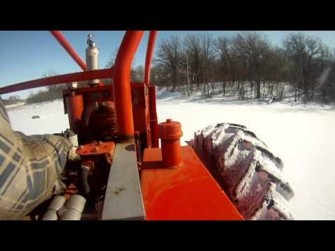 skidder off to work in my 201 timberjack