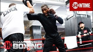 Erislandy Lara on Hurd & Comeback Against Castano | SHOWTIME CHAMPIONSHIP BOXING