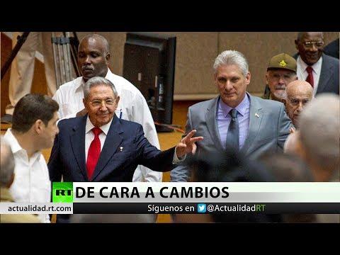 """Raúl Castro anuncia """"proyecto de nueva Constitución para Cuba"""" (VÍDEO)"""