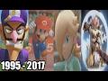 Mario Sport Games - All Intros ( 1995 - 2017)
