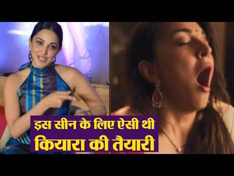Kiara Advani reveals how she prepared for her vibrator scene in Lust Stories | FilmiBeat