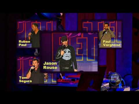 LOL Comedy TV RUSSELL PETERS PRESENTS lolcomedytv