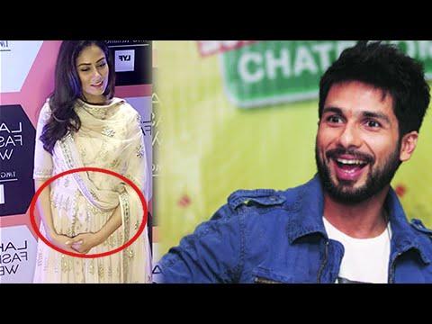 Shahid Confirms Mira's Pregnancy