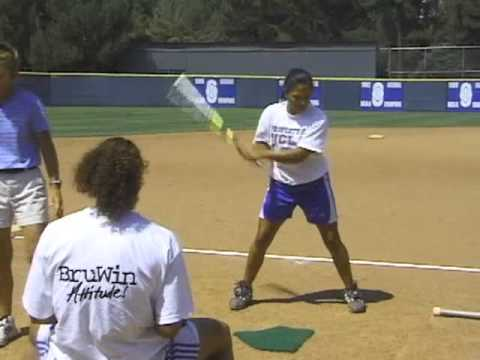 Fastpitch Softball Two Strike Stance Drill