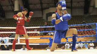 Thailand Holds Asian Martial Arts Games