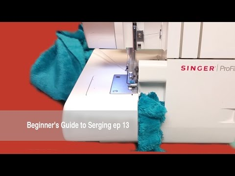 Beginner's Guide to Serging (Ep 13): Routine Maintenance