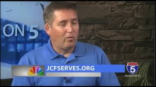 Five on 5 – Chris Pendleton – Executive Director Josephine County Foundation