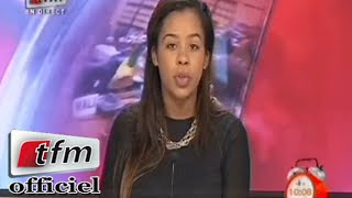 Yeewu Leen - 12 Novembre 2014 - Infos 10h avec Léa Ndiaye
