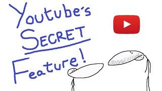 Youtube's SECRET Hidden Feature!!!
