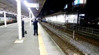 Download Lagu 熱海駅、上野東京ライン沼津行き1581E(331M)乗務員交代。 Mp3
