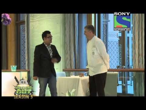 Weekend Out Season 3 Episode 16 Segment 3 (Restaurant Sayad) (видео)