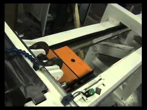 Calibradora de aluminio
