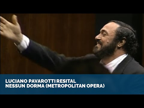 Opera - Luciano Pavarotti-King of the High C's FACEBOOK Fan page: https://www.facebook.com/Luciano.Pavarotti.King.Of.The.High.Cs ◁ We don't own this video. Metropol...