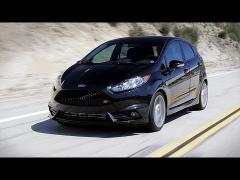 Ford Fiesta ST Review (Tiny Turbos Pt. 2)  -- Everyday Driver