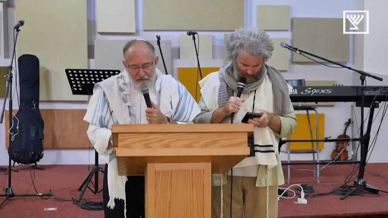 Проповедь на Рош а-Шана (Эйтан Шишкофф)