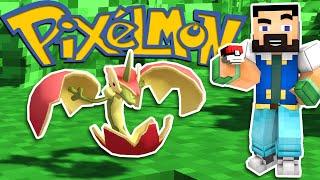 Minecraft Pixelmon - First Battletower Win?! - EP05 (Pokemon Mod)