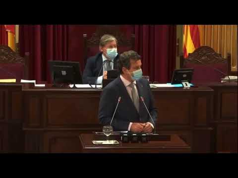 """Company ofrece pactos """"porque el interés de Balears ha de estar por encima de siglas políticas"""""""