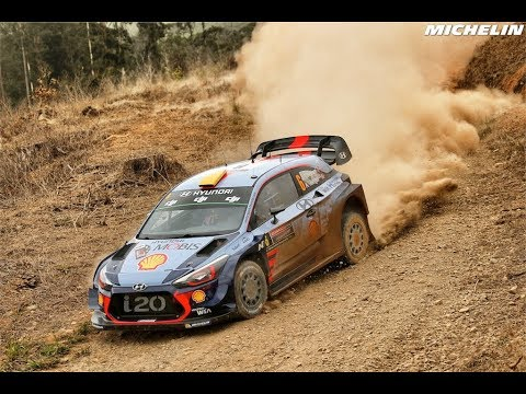 Leg 1 - Top moment - 2017 WRC Rally Australia - Michelin Motorsport