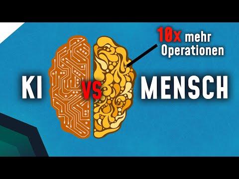 Menschliches Gehirn vs KI - Was kann künstliche Intelligenz (nicht)?
