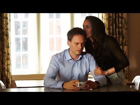 Suits Season 7 Episode 1 Rachel Catches Mike Ross