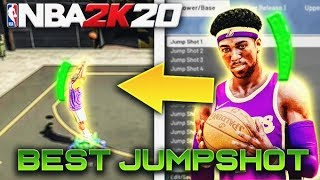 BEST JUMPSHOT IN NBA 2K20 FOR EVERY POSITION, ARCHETYPE & PLAYER BUILD! BEST SHOOTING BADGES & TIPS!