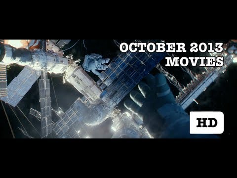 NEW FILM PREVIEWS: October 2013 Movies Mashup HD