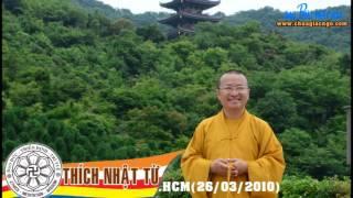 Logic Phật giáo (2010) - Bài 05: Các lỗi về chủ trương - TT. Thích Nhật Từ