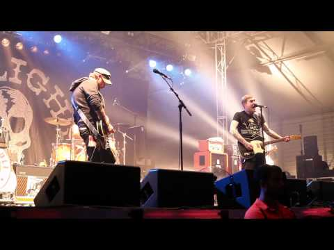 The Gaslight Anthem - Baloxi Parish -Soundwave Melbourne HD