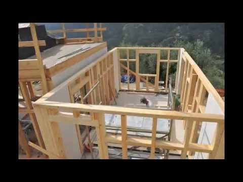 comment construire un garage en ossature bois
