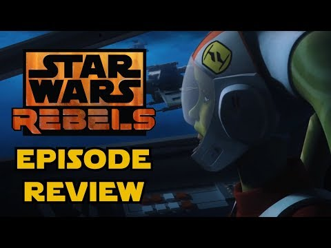 Star Wars Rebels Season 4 - Rebel Assault Episode Review