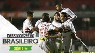 Com gol de Lucas Pratto, logo no primeiro minuto de partida, o São Paulo quebrou o jejum de 41 dias sem vencer! Esporte Interativo nas Redes Sociais:Portal: http://esporteinterativo.com.br/Facebook: https://www.facebook.com/esporteinterativoTwitter: https://twitter.com/Esp_InterativoInstagram: https://www.instagram.com/esporteinterativo
