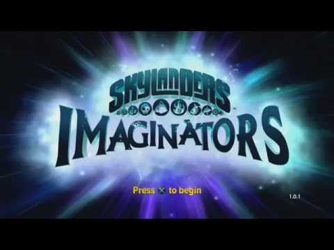 SKYLANDERS IMAGINATORS: Full Story Gameplay Live Stream (HD)