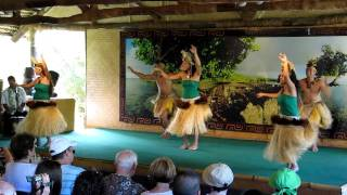 Fiji - Traditional Dance  - PCC - Hawaii