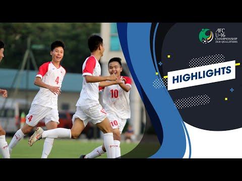 Highlights | U16 Mông Cổ - U16 Ma Cao | Thắng lợi nhẹ nhàng