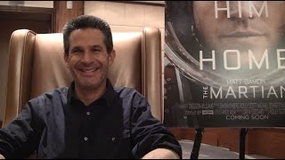 Simon Kinberg on 'The Martian', Drew Goddard, 'Deadpool', and More