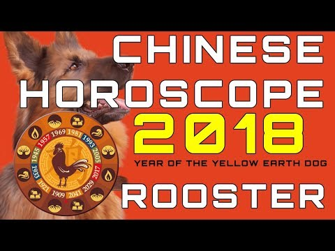 Rooster 2018 Chinese Horoscope Predictions