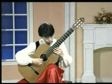 Li Jie - Estudio Sobre Una Giga de Bach