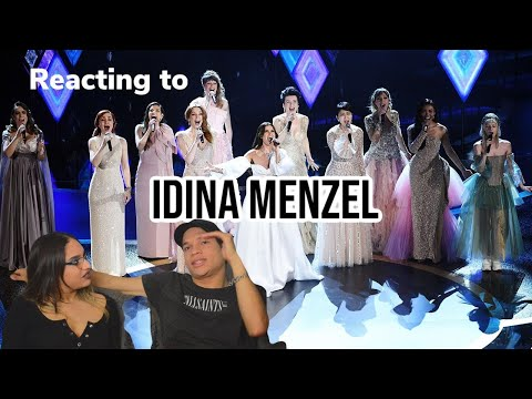 Video Waleska & Efra react to Idina Menzel - AURORA - Into the Unknown (Live from the 92nd Academy Awards) download in MP3, 3GP, MP4, WEBM, AVI, FLV January 2017